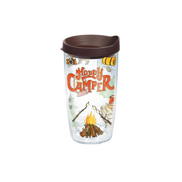 Tervis Tumbler, 16 oz. Happy Camper - Wrap