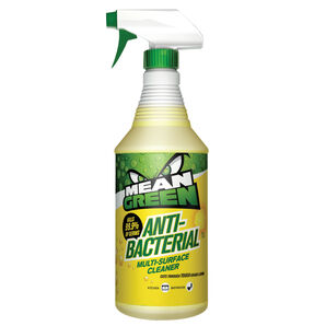 Mean Green Anti-Bacterial Multi-Surface Cleaner, 32 oz.