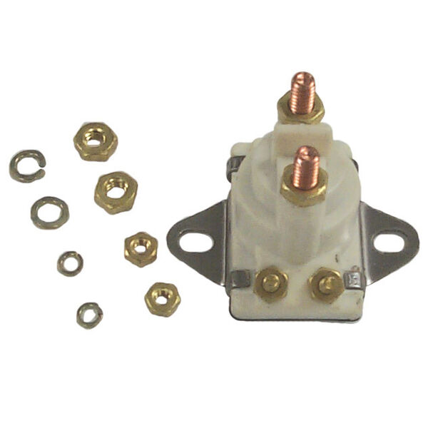 Sierra Solenoid For Mercury Marine Engine, Sierra Part #18-5818