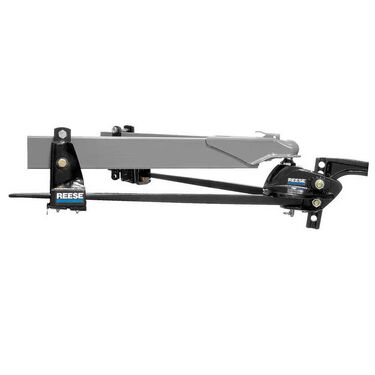 Reese Steadi-Flex Weigh Distributing Hitch, 14,000 lb. trailer weight, 1,400 lb. tongue weight