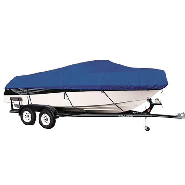"Sharkskin Tri-Hull I/O Boat Cover, 17'6"" x 87"""