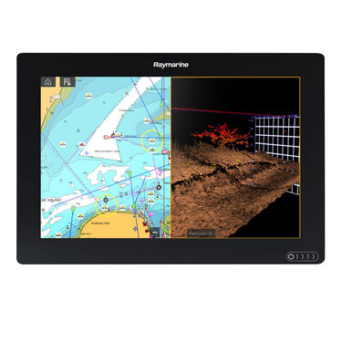 Raymarine Axiom 12 Touchscreen Multifunction Display with RealVision 3D Sonar
