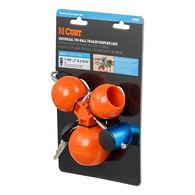 CURT Universal Tri-Ball Trailer Coupler Lock