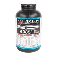 Hodgdon HPC H335 Rifle Powder, 1lb