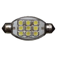 LED Festoon Base Directional Bulb - Single Pack