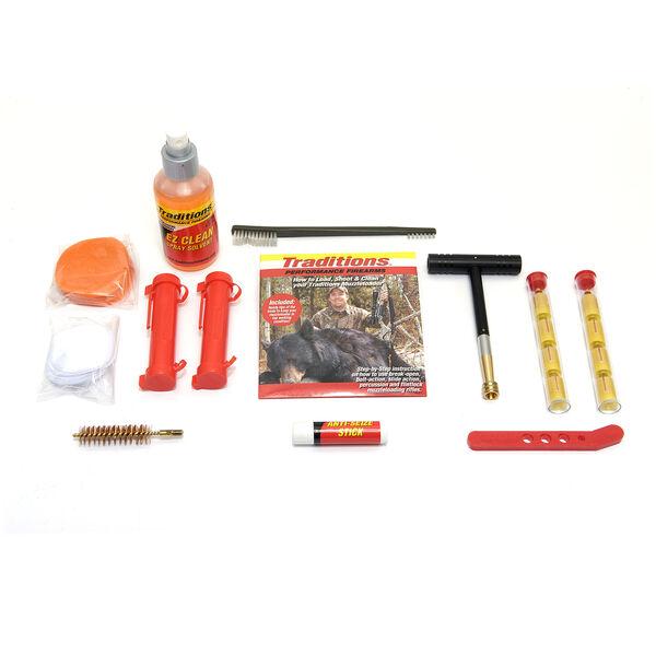 Traditions Firearms Load It/Shoot It/Clean It Kit