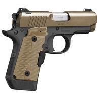 Kimber Micro 9 Desert Tan Handgun Package