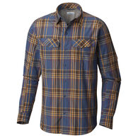 Columbia Men's Silver Ridge Flannel Long-Sleeve Shirt