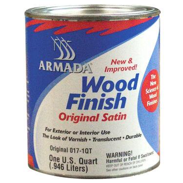 Blue Water Armada Original Wood Finish, Quart