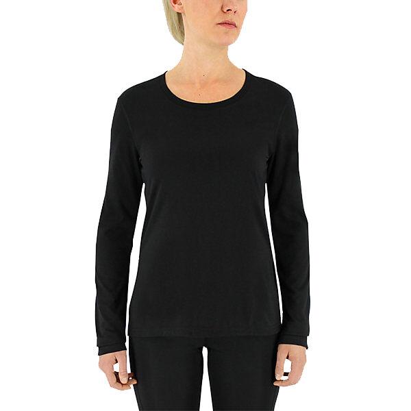 Adidas Women's Ultimate Long-Sleeve Side-Slit Tee
