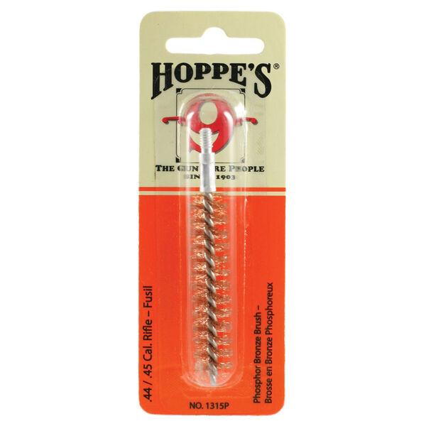 Hoppe's Phosphor Bronze Rifle Bore Brush, .44/45 Cal.