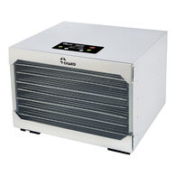 CHARD 8-Tray Stainless Steel Dehydrator