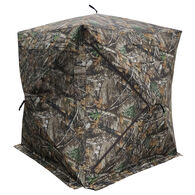 Turret Hub Blind, Realtree Edge