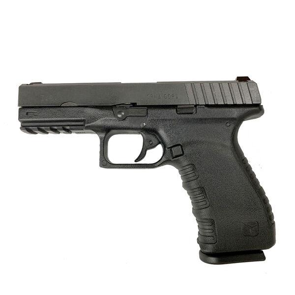 Used Tara TM-9 Handgun Package, Black, 9mm