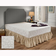 "10"" Deluxe Medium Gel Memory Foam Mattress, Full"