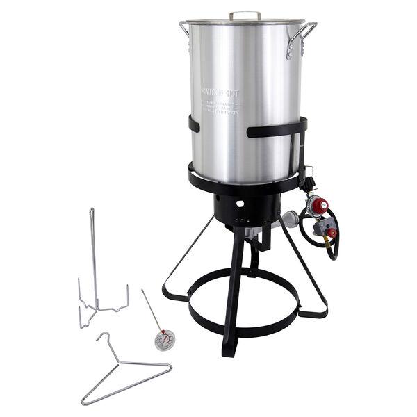 CHARD 30-Quart Outdoor Cooker