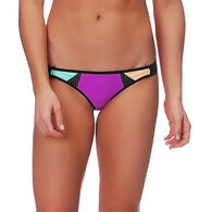 Body Glove Women's Bounce Flirty Surf Rider Bikini Bottom