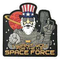 Patriot Patch CO Space Force Patch