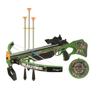 NKOK Realtree Junior Compound Crossbow Set