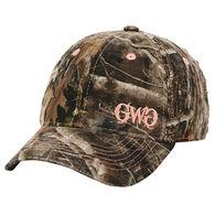 TrueTimber Women's GWG Camo Cap