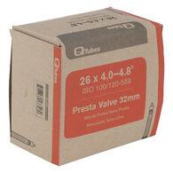 """Q-Tubes Presta Valve, 26 x 4.0 - 4.8"""""""