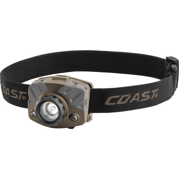 Coast FL78R USB Rechargeable Headlamp