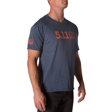 5.11 Tactical Men's Legacy Pop Short-Sleeve Tee