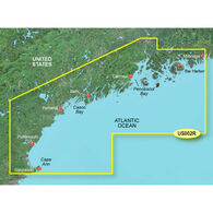 Garmin BlueChart g2 Vision - South Maine
