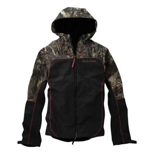 Black Antler Men's Renegade Softshell Jacket, Black