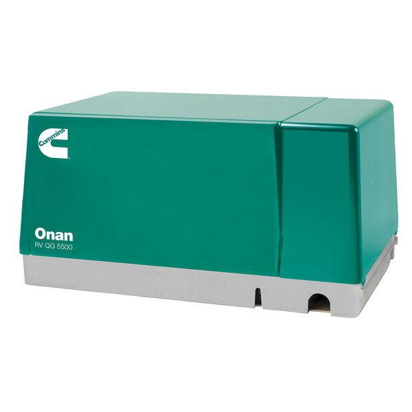 Onan QG 5500 EVAP Generator (5.5HGJAB-6755)