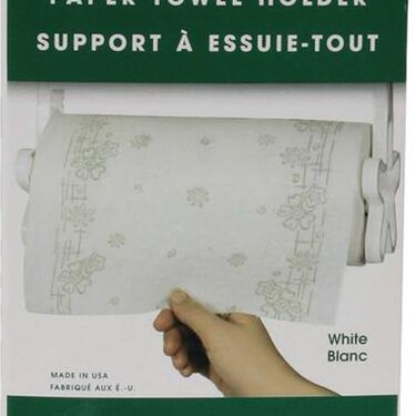 Pop-A-Towel - White