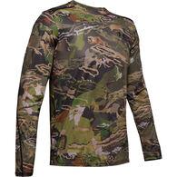 Under Armour Men's Iso-Chill Brush Line Long-Sleeve Shirt
