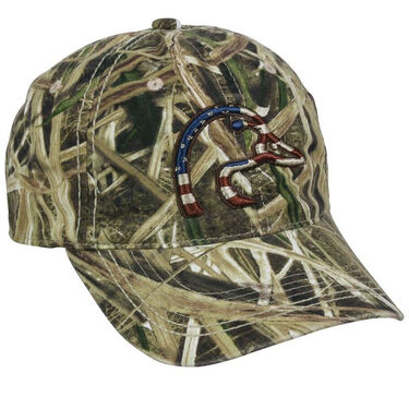 Mossy Oak Americana Ducks Unlimited Edition Cap