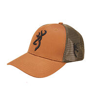 Browning Loden Mesh Cap, Tradition Rust