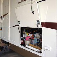 "Medium Hatchlift Kit, For Doors 28"" - 32"" Tall"