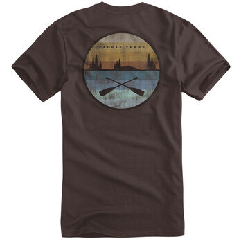 Points North Men's Paddle There Short-Sleeve Tee