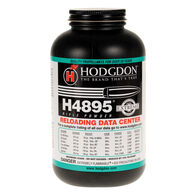 Hodgdon H4895 Rifle Powder, 1lb