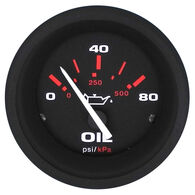 """Sierra Amega 2"""" Oil Pressure Gauge"""
