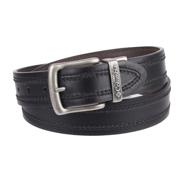 Columbia Men's Reversible Leather Belt