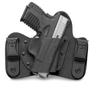CrossBreed MiniTuck IWB Holster, RH, Black, Glock 43