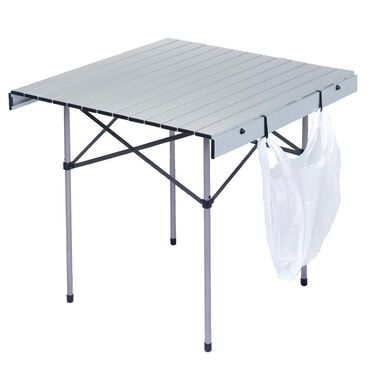 "Rio Brands Portable 32"" Roll-Top Table"