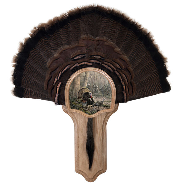 Walnut Hollow Deluxe Turkey Display Kit with Tom Foolery Image