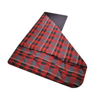 Adult Luxury Duvalay™ Sleeping Pad for Disc-O-Bed® L, Lumberjack