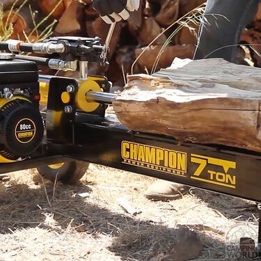 Champion 7 Ton Compact Portable Log Splitter