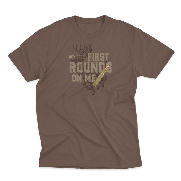 Field Duty Men's Hey Deer Short-Sleeve Tee