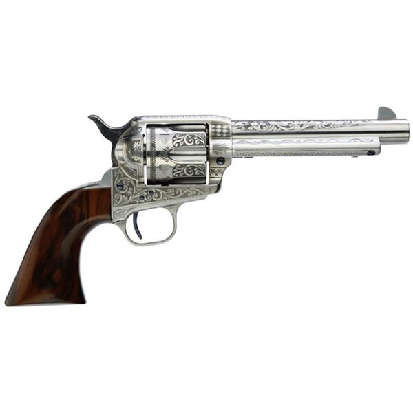 Taylor's & Co. 1873 Cattleman Engraved Handgun