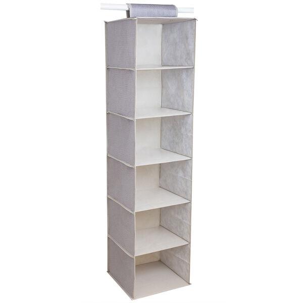 Kensington 6-Shelf Hanging Closet Organizer