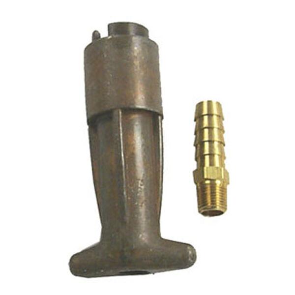 Sierra Female Fuel Connector For Mercury Marine Engine, Sierra Part #18-8083