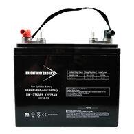 Bright Way 12V 75Ah AGM Battery