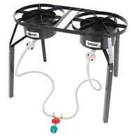 Bayou Classic® Dual Burner Cooker extension legs, 10 psi